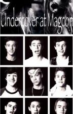 Undercover At Magcon by Magcxnfics