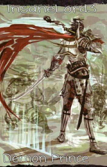 Demon Prince (Rwby X Male Reader) - James Cross - Wattpad