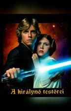 Star Wars-A királynő testőrei /Befejezett/ by starwarsgirl1977