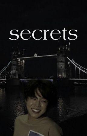 secrets. ➳ jikook by moongiyoongi