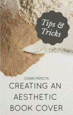 How to create a book cover by cosmictrifecta