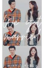 We got married (Sehun and Sejeong) by minnie_panda