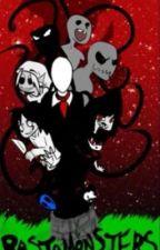 Ask da creepypasta guys =3 by Callimatsu