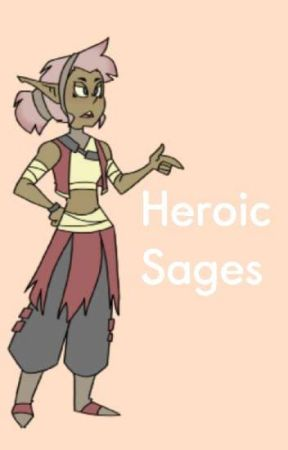Heroic Sages - Jak and Daxter by Jaxycle