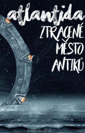 Atlantida: Ztracené Město Antiků by katxstark