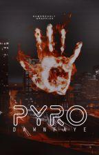 Pyro by DawnFaye