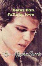 Peter pan falls in love by AlyshaCurrie