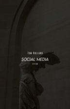 Social Media | Tom.H  by -jiminsass