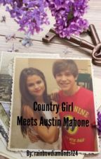 Country Girl Meets Austin Mahone by rainbowdiam0nds124