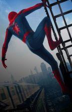 SPIDER BOY (Peter Parker) by -LIEBERHER888-