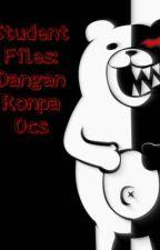 Student Files- Danganronpa ocs by Slushy526