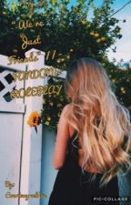 """We're Just Friends"" // FANDOM ROLEPLAY  by Courtneyrodden"
