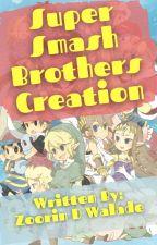 Super Smash Bros. Creation by Kenny3meyer
