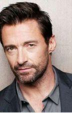 Hugh Jackman/ Wolverine/ P.T. Barnum/ Charlie Kenton Imagines by Freegurl18