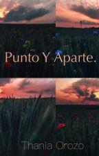 Punto y aparte.  by vertical-opuesta