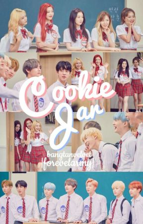 cookie jar | bangtanvelvet by forevelarmy