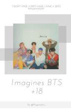BTS imagines +18. by jhopeanna
