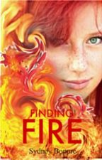 Finding Fire -Book 1 of the Finding the Element Series by SydneyIrons