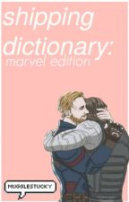 Shipping Dictionary - Marvel Edition by fantarayss