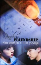 Random friendship [kim seokjin x min yoongi; texting; CZ] by LulaDrak