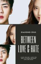 BETWEEN LOVE & HATE by DIAMOND-ZEUS