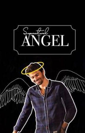 ANGEL    supernatural by sexybastianstan
