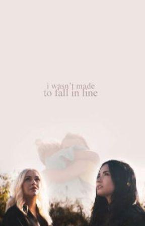 Fall In Line by Alice_ddlovato