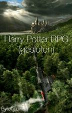 Harry Potter RPG (GESLOTEN) by claudinsia