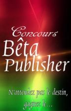 Concours Beta publisher  by ma-mini