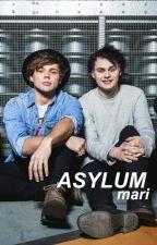 asylum ↬ 5sos by torntee