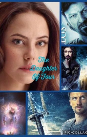The Daughter of Four (A Percy Jackson Story)