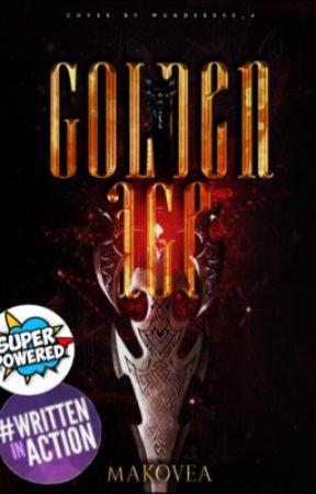 GOLDEN AGE | ON HIATUS by makovea
