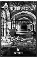 The girl with wheelchair  by jaedoen