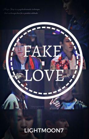 FAKE LOVE (BTS y Tú) by Wings_Shadow
