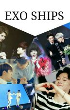 EXO COUPLES (ONE SHOTS) by livesandreigns_16