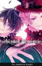 Forbidden Obsession [ Yandere! Werewolf x Male! Reader x Yandere! Vampire ] by The_Dark_Mist