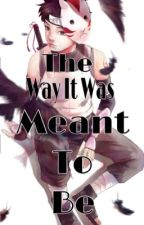 The Way It Was Meant To Be  by Hashimada111