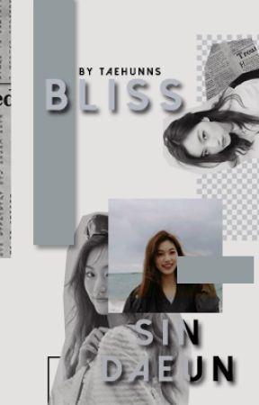 BLISS - (GOT7 8th Member) by peachyyukhei