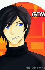 Gene X Reader by XxqueenceiraxX