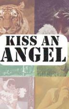 Kiss an Angel. by abrilignacia046