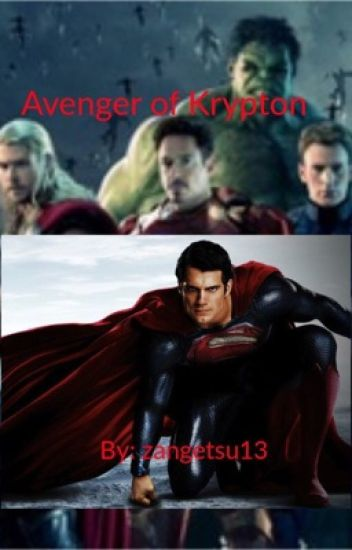 Avenger of Krypton (Discontinued)