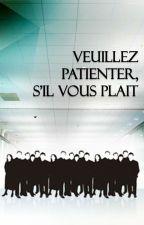 Veuillez patienter, s'il vous plait. by SimonMageau