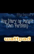 Ang diary ng panget by kmhnna