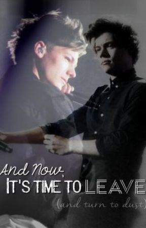 And Now, It's Time to Leave (and Turn to Dust) ⇆ l.s. by larryuniverse