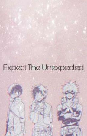 Expect The Unexpected (TodoBakuDeku x Reader) by Ayano_Nakahara