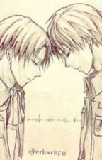 Just Say It (Eren x Levi) by armin_fangirl