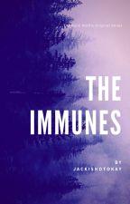 The Immunes |The Rain| by Jackisnotokay