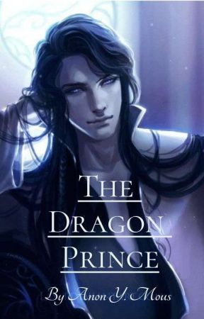Dragon Prince by GeekyScatterbrain