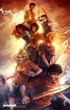 Percy Jackson ve Diğer Melezler by mitDemir309