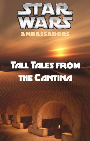 Tall Tales From the Cantina: An Anthology by starwarsfans